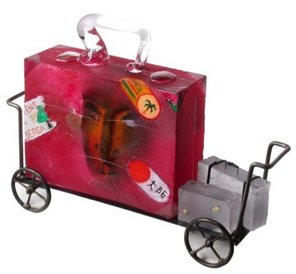 Image of Luggage Trolley