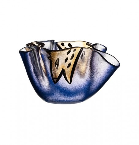 Happy Going Bowl (Blue) image