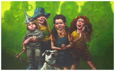 We're Off To See The Wizard | Craig Davison image