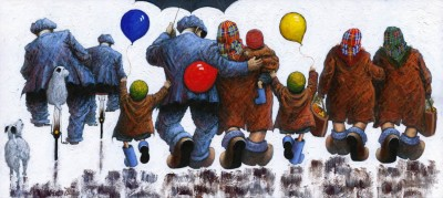 Mams, Dads, Aunties and Uncles | Alexander Millar image