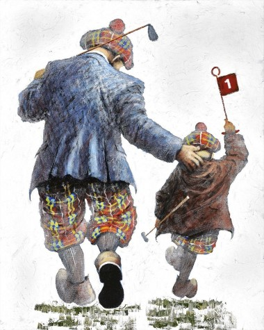 Pitch and Putt | Alexander Millar image