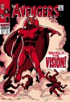 The Avengers #57 | Behold The Vision image