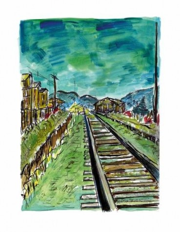 Train Tracks (2008) | Bob Dylan image