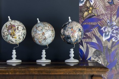 Mini Globes | Kristjana S Williams image
