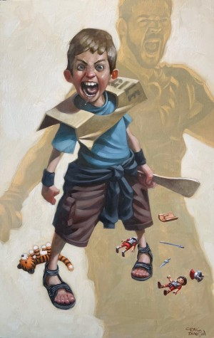 Are You Not Entertained? | Craig Davison image