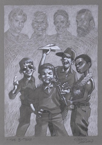 The B-Team - Sketch | Craig Davison image