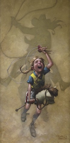 """Just Rope, Throw & Brand 'Em"" 
