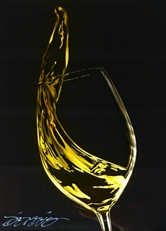 White Wine | Chris De Rubeis Original image
