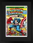 Captain America #193 Madbomb Paper Edition image