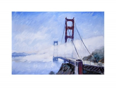 Early Morning, Golden Gate Bridge image