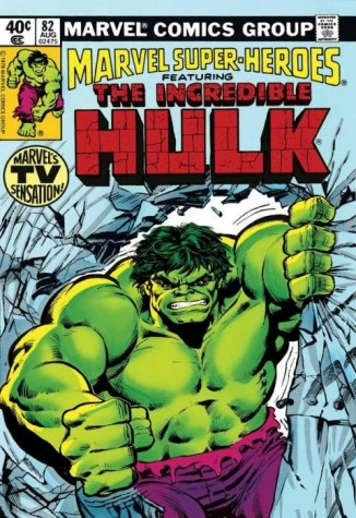 Marvel Super-Heroes Featuring The Incredible Hulk #82 - Marvel's TV Sensation (Lou Ferrigno & Stan Lee Signed) image