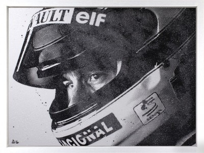 Race To Win | Ayrton Senna image