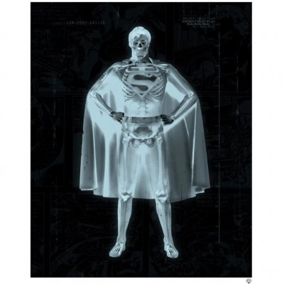 Superman X-Ray | JJ Adams image