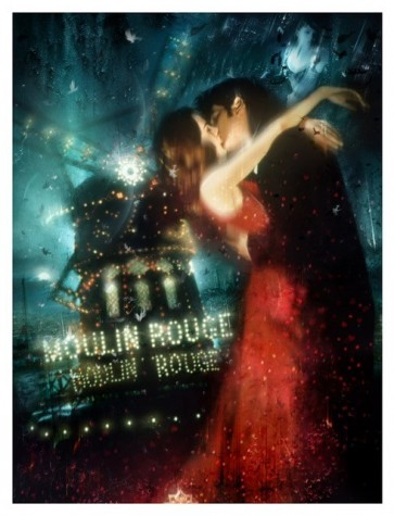 Until the End of Time (Moulin Rouge) | Mark Davies image