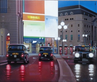 Piccadilly Lights - Original | Neil Dawson image