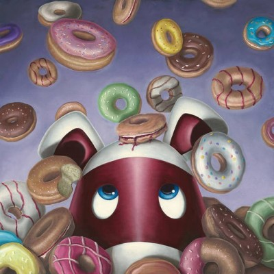 Donut Worry, Be Happy | Peter Smith image