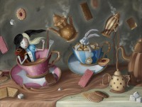 Tea For Two, And Two For Tea | Peter Smith image
