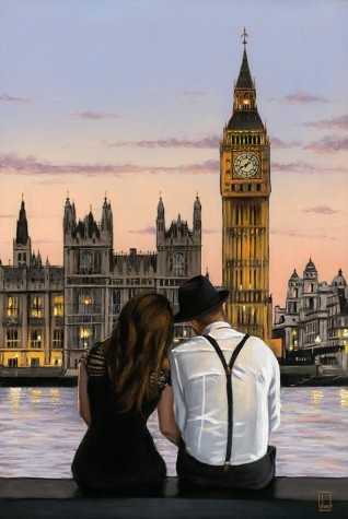 Westminster Sunset | Richard Blunt image