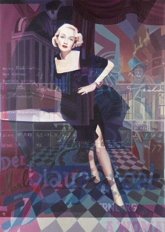 Marlene Dietrich: Into My World | A Time for Reflection: 'The Savoy Suite' image