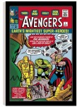 The Avengers #1 – Earth's Mightiest Super-Heroes! image