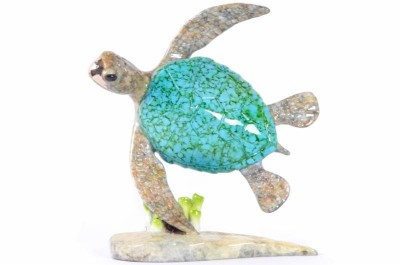 Sailor | Chris Barela Turtle Sculpture image