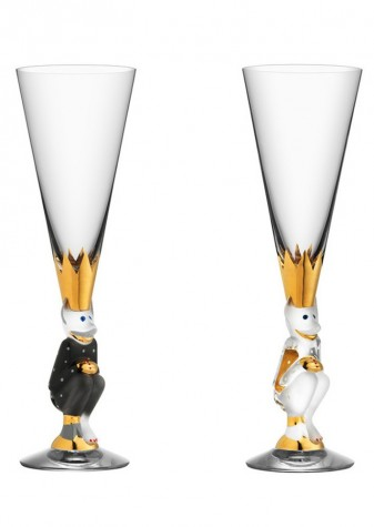 Nobel Sparkling Devil Glass image