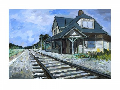 New England Depot - Medium (2019) | Bob Dylan image