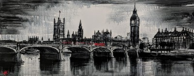 Westminster Delivers - Original | Paul Kenton | WAS £5050 image