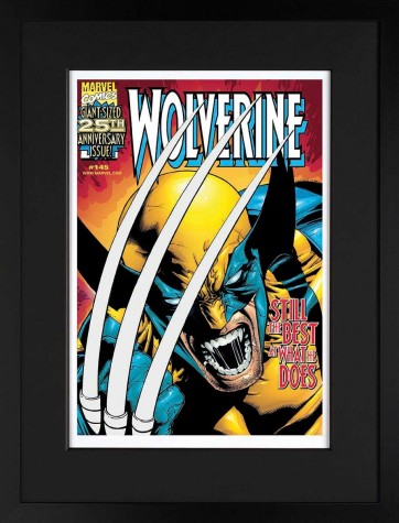 Wolverine #145 - Still The Best At What He Does - Paper Edition image