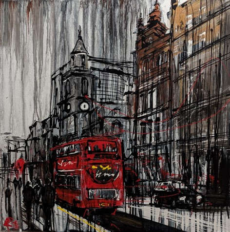 Double Decker - Original | Paul Kenton image