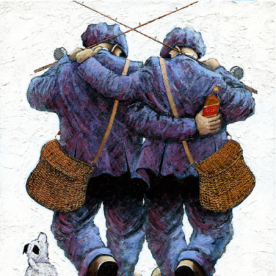 Couldnae Catch A Cold | Alexander Millar image