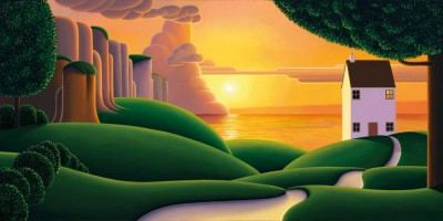 Golden Cliffs | Paul Corfield image