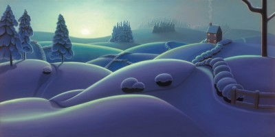 It's Cold Outside | Paul Corfield image