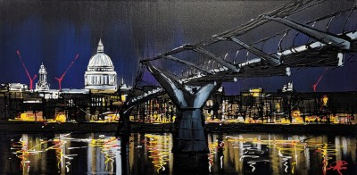 Night Walking - Original | Paul Kenton | WAS £3050 image