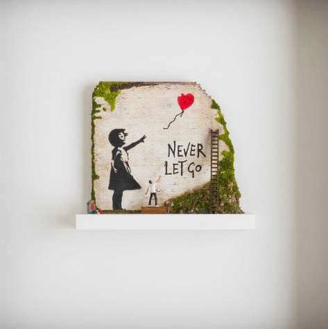 A Little Banksy | Nic Joly image