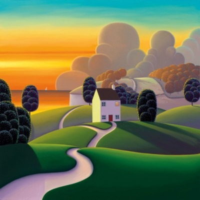 Amber Bay | Paul Corfield image