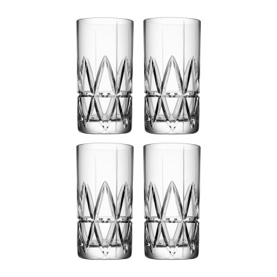 Peak Highball Glasses set of 4 image