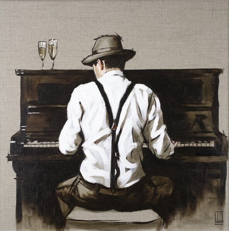 Piano Man | Richard Blunt image