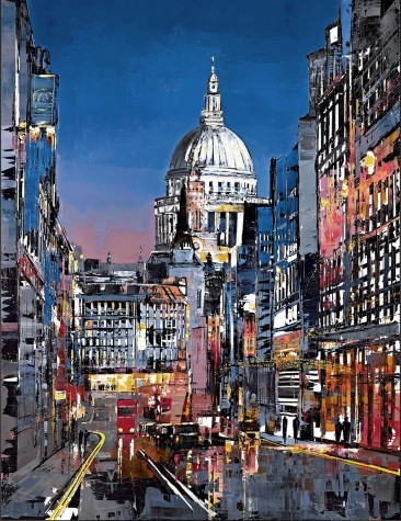 Shades of St Paul's | Paul Kenton | WAS £1295 image