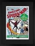 The Amazing Spider-Man #1 - Spider-Man Meets The Fantastic Four - Giclee Edition (LOW AVAILABILITY) image