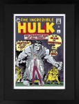 The Incredible Hulk #1 – The Strangest Man of All Time! Giclee on Paper image
