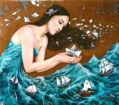 The Paper Boat | Kerry Darlington image