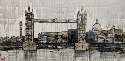 Tower Splendour - Original | Paul Kenton | WAS £3050.00 image