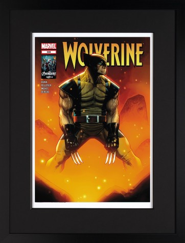 Wolverine #305, Signed by Stan Lee - Paper image